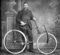 Mountain Biking's First Bikes - CB Klunkers